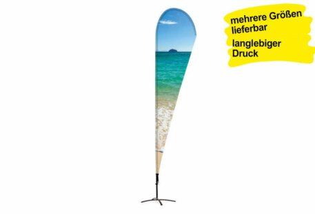 Beachflag SEA - Fahnenmast