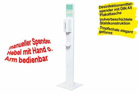 Desinfektionsmittelspender HAND