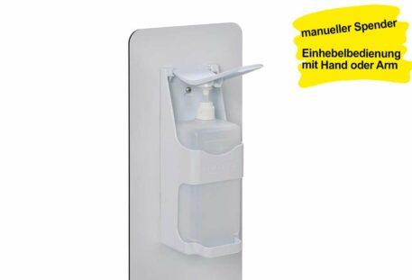 Desinfektionsmittelständer Outdoor SUNSHINE - Spender