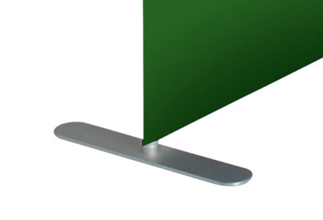 Displaywand BUSY - Fuß