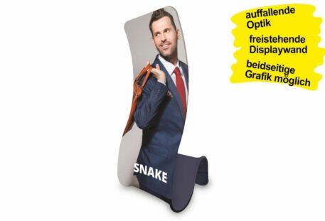 Displaywand SNAKE