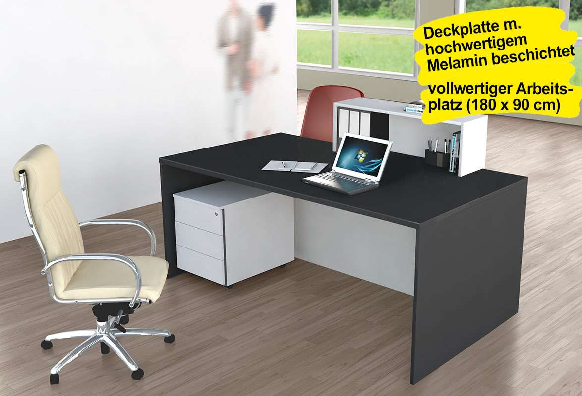 empfangstheke passion design empfangstheke mit schreibtisch led leiste. Black Bedroom Furniture Sets. Home Design Ideas