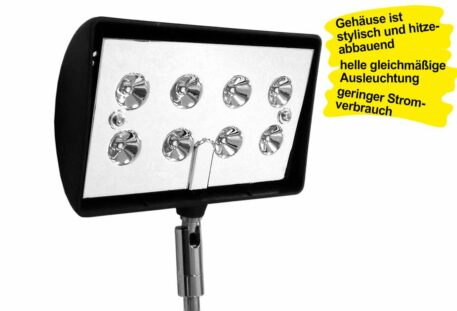 Expand LED Spotlight 19 Watt - Gehäuse