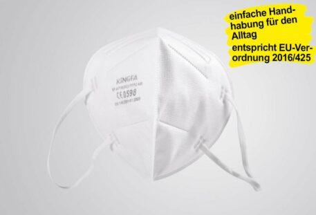 FFP2-Maske MEDICAL - Tragekomfort