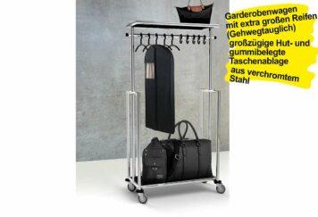 Garderobenwagen SIDEWALK