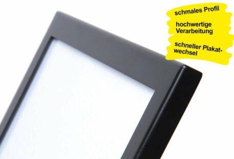 Infoständer A4 DISPLAY - Plakattasche