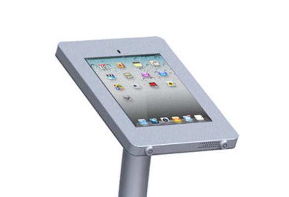 iPad Bodenständer CRAZY - Gehäuse