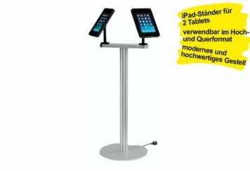 iPad Bodenständer PAIR
