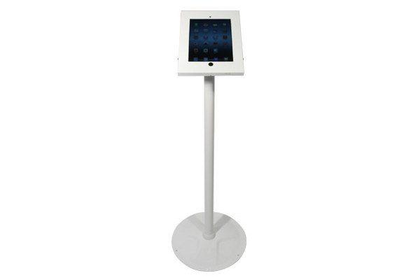 iPad Bodenständer STRIKER weiss