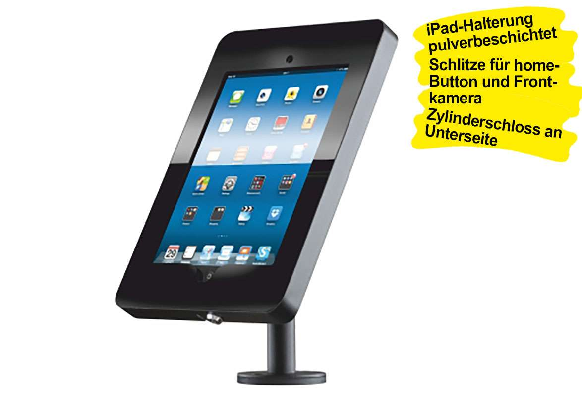 iPad Bodenständer TIGER - Halterung