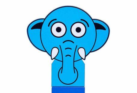 Kinder Desinfektionsmittelspender ANIMALS - Elefant