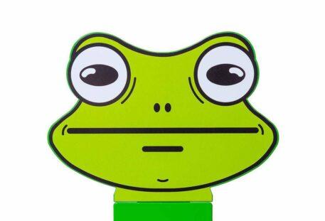 Kinder Desinfektionsmittelspender ANIMALS - Frosch