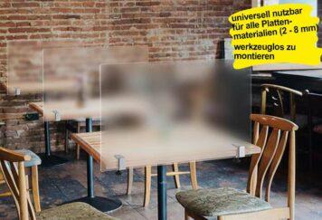 Klemmhalter Tischkante LOG