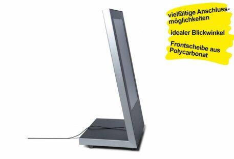 Kundenstopper digital SLON - Blickwinkel