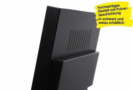 Kundenstopper digital STYLE - Gestell