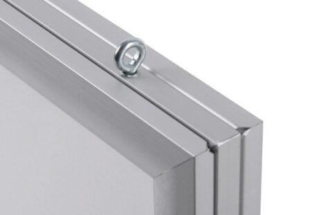 LED Leuchtkasten beidseitig DUO Rahmen