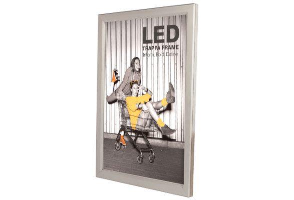 LED Leuchtrahmen SECOND