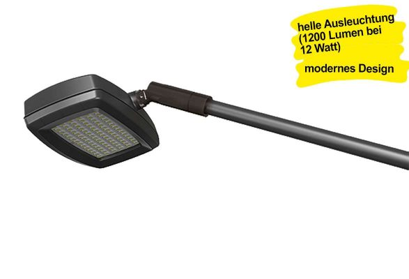 LED Strahler SHUTTLE (12 W)