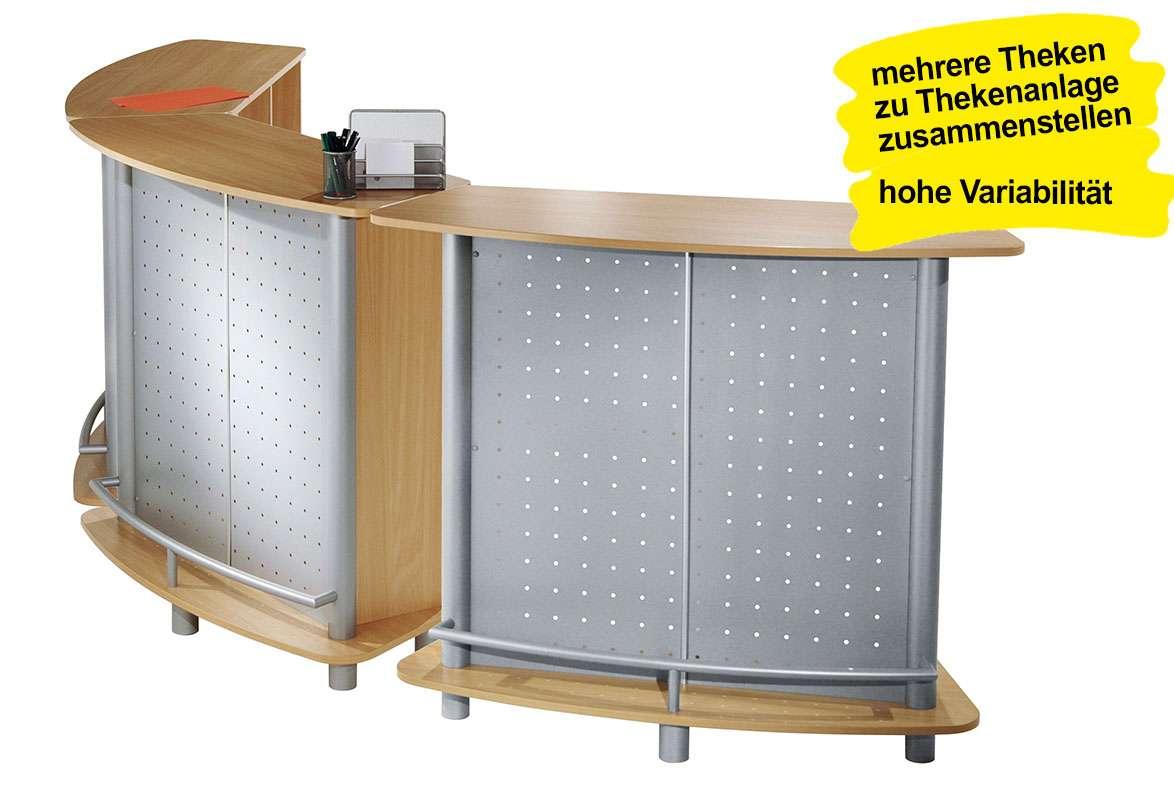 Messetheke EXPO - Thekenanlage