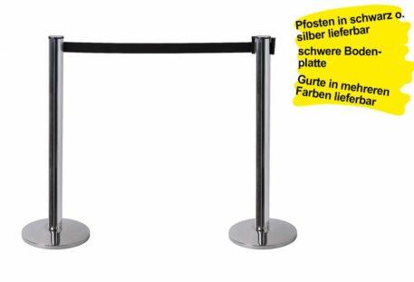 Personenleitsystem SMART - Pfosten