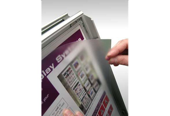 Plakatständer CLASSICO - Plakatwechsel