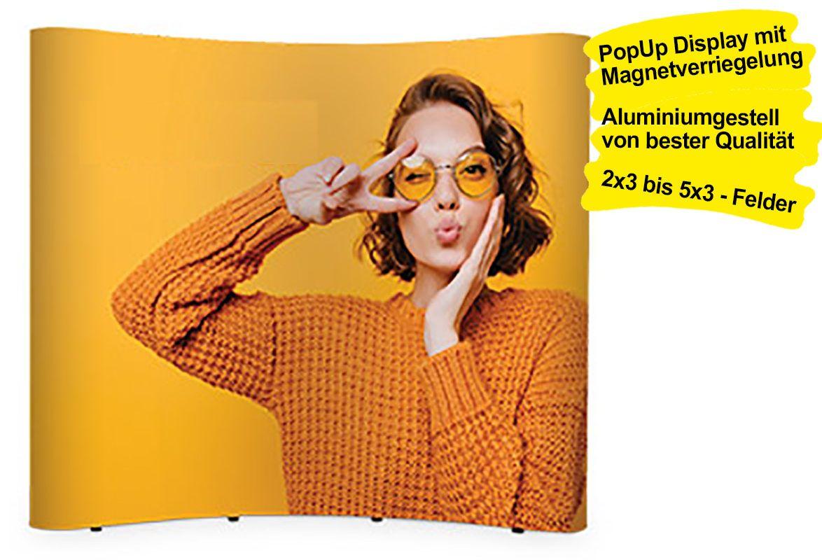 PopUp Display EVO XPRESS
