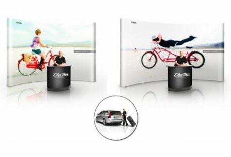 PopUp Display Expand MediaWall XL - Varianten
