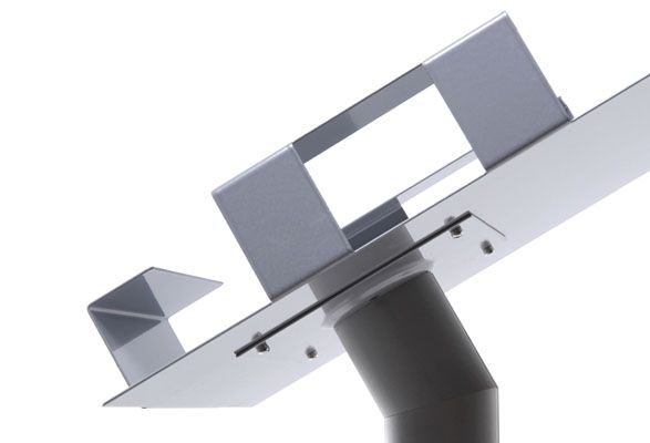 Prospektständer A4 ANGLE - Ständerprofil