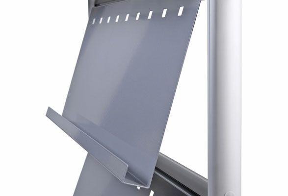 Prospektständer A4 NECKAR - Prospektfächer