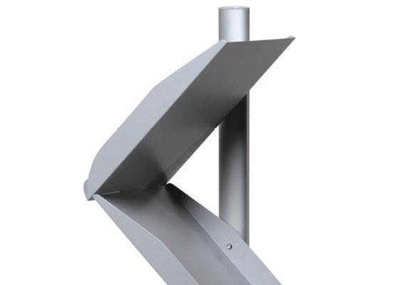 Prospektständer A4 STICK - Ovalprofil