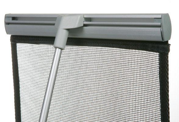Prospektständer aufrollbar A4 STALKER - Textilstoff