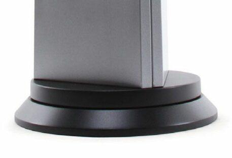 Prospektständer drehbar GRANDE - Bodenplatte