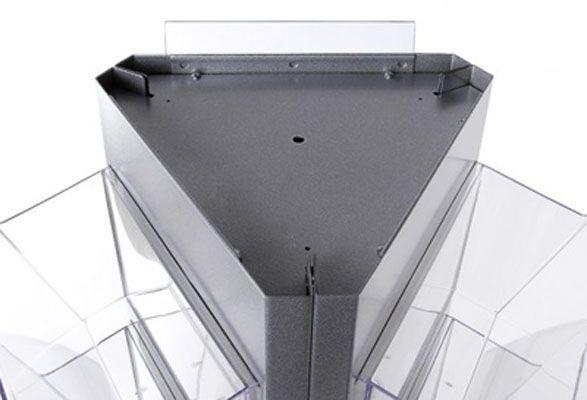 Prospektständer drehbar GRANDE - Trägersäule