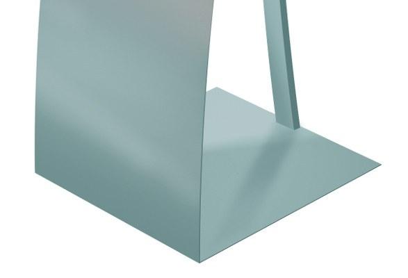 Prospektständer ELEGANCE - Bodenplatte