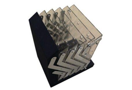 Prospektständer faltbar A4 AMIGO kompakt