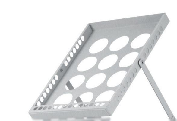 Prospektständer faltbar A4 STYLE LOCH - Tablar
