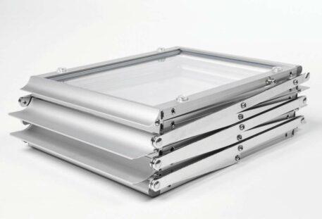 Prospektständer faltbar STYLE - kompakt