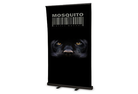 RollUp Banner BLACK