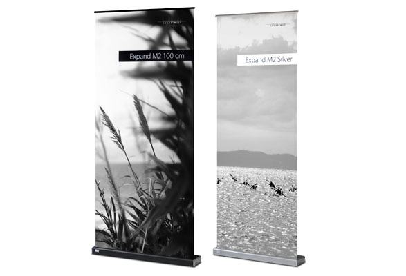 RollUp Banner Expand M2