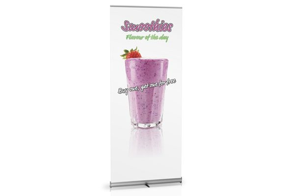 RollUp Banner Expand Promo RollUp