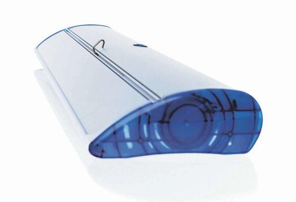 RollUp Banner Expand QuickScreen 3 - Endkappe