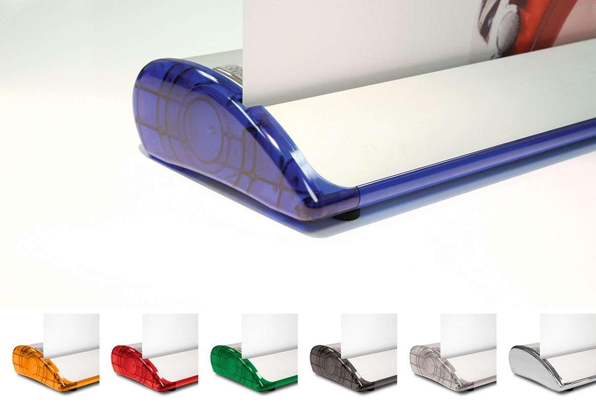 RollUp Banner Expand QuickScreen 3 - Grafikkassette