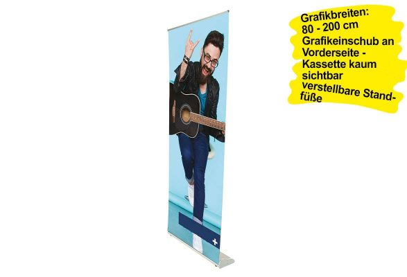 RollUp Banner PLUS