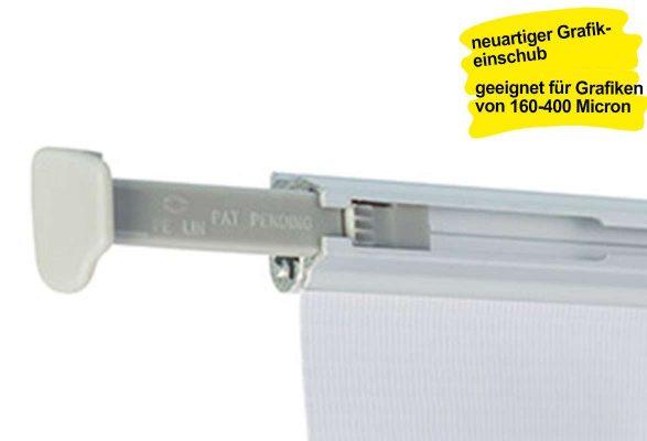 RollUp Banner PLUS - Grafikeinschub