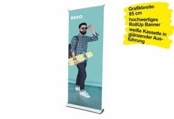 RollUp Banner REVO