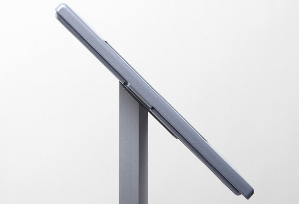 Tablet Bodenständer COLORED - Gehäuse
