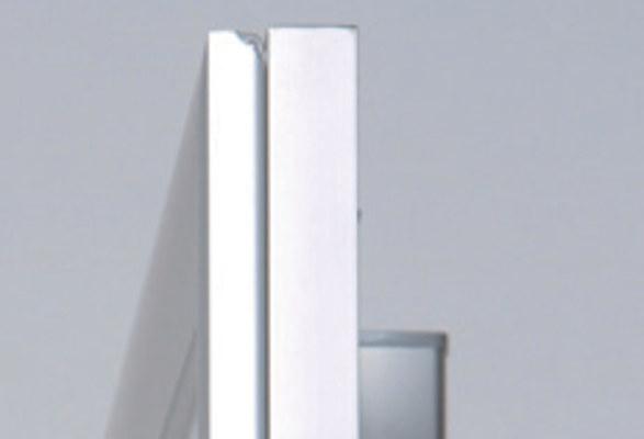Tablet Bodenständer & LED Plakathalter OBSERVABLE - Posterrahmen