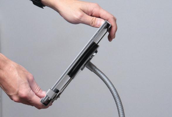 Tablet Tischhalter SPICY FLEX - Blickwinkel