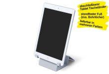 Tablet Tischständer abschließbar KEY