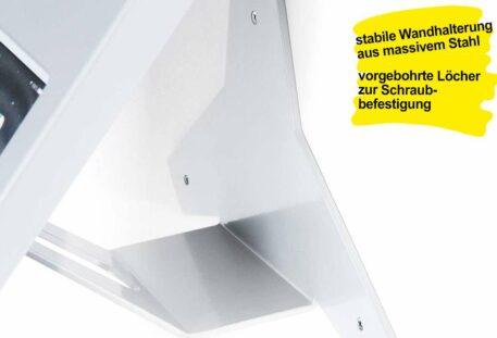 Tablet Wandhalterung COLORED - Stahlgehäuse